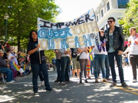 Queer Youth Outreach at UCSC
