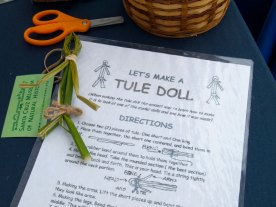 Let's Make a Tule Doll