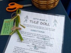 Let's Make a Tule Doll