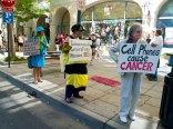 Verizon Wireless Protest on Pacific Avenue