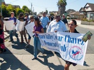 Pajaro Valley Cesar Chavez Democratic Club