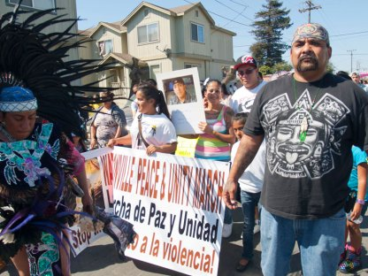 Watsonville Peace and Unity March
