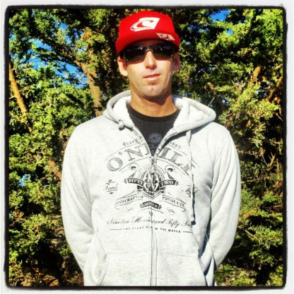"Jason ""Ratboy"" Collins from Santa Cruz, California"