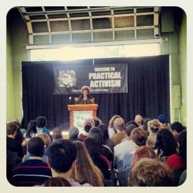 Angela Davis on Palestine Solidarity