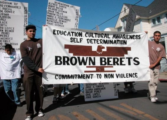 Brown Berets