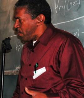 Gerald Smith from Berkeley Liberation Radio