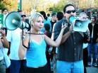 Paul Ortiz welcomed people to the labor movement in Santa Cruz