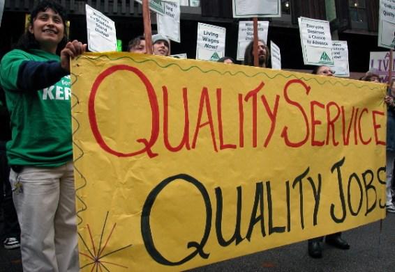 Quality Service Quality Jobs