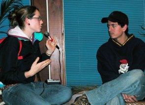 Interviewing El Pinche Simón