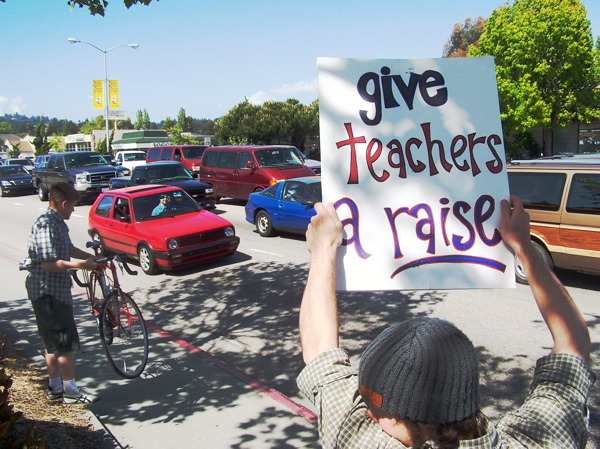 Give Teachers a Raise