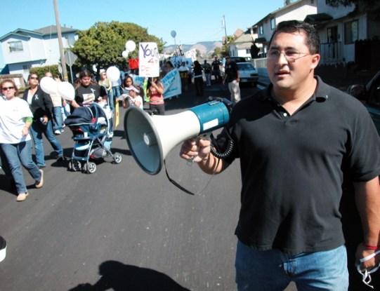 Tony Madrigal, Santa Cruz City Council