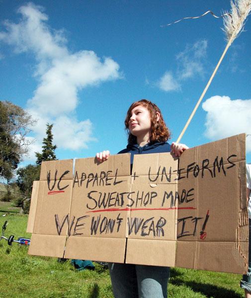 We Won't Wear It!