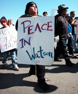 Peace in Watson