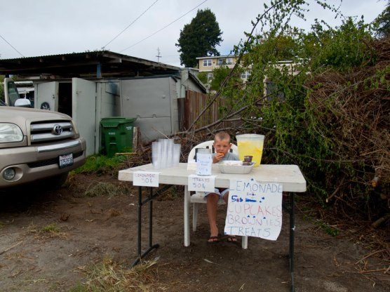 Lemonade Stand College Fund