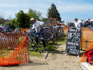 Valet Bicycle Parking with Steve Piercy