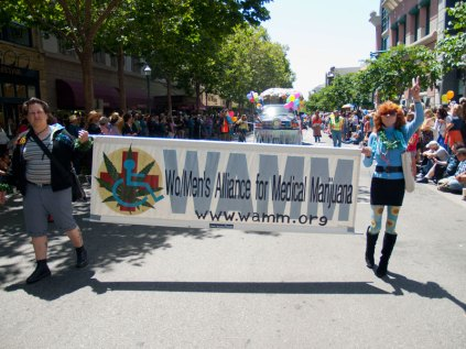 WAMM: Wo/Men's Alliance for Medical Marijuana