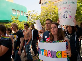 STRANGE for LGBTTIQQ Youth