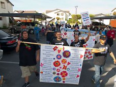 Peace and Unity March: Commemorating Lives Lost