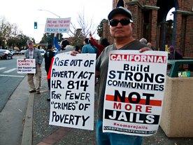 Build Strong Communities Not More Jails!