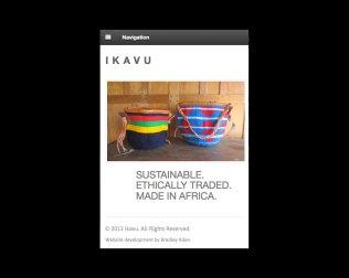 Ikavu responsive