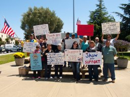 Support The Salinas Police