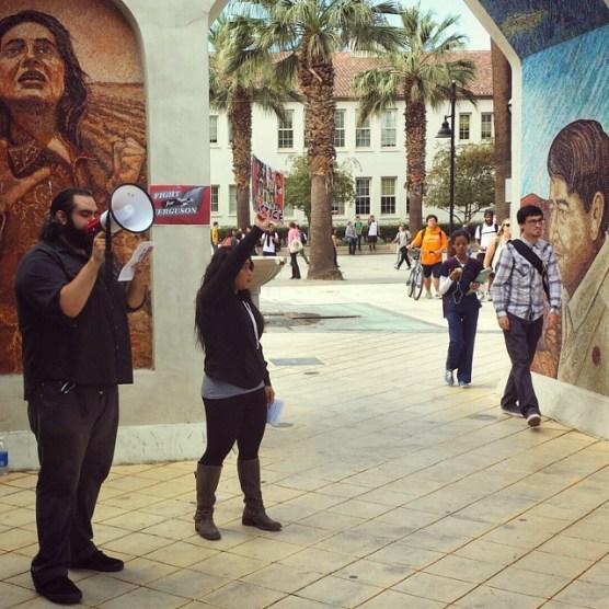 Fight for Ferguson at San José State University
