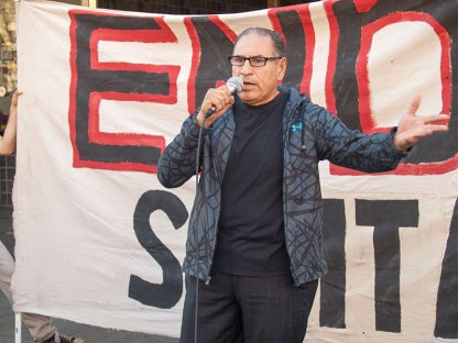 Frank Alvarado Sr., father of Frank Alvarado