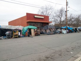 The property at 10 Soledad Street in Salinas Chinatown has held potential for a long time with various plans of converting the building into a homeless service center. In January 2016, it appears that the status of the property has remained the same.