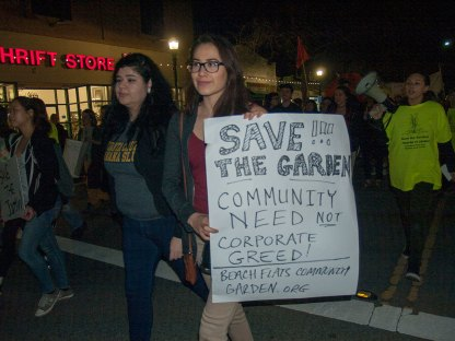 Community Need Not Corporate Greed!