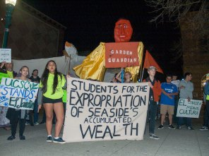 Students for the Expropriation of Seaside's Accumulated Wealth