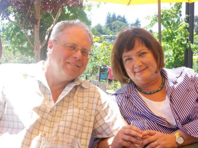 Louis and Nancy LaFortune celebrated 35 years of marriage.