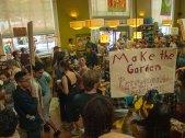 Make the Garden Permanent! Save the Heart of Santa Cruz!