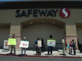 Educating Safeway Customers About the Driscoll's Boycott