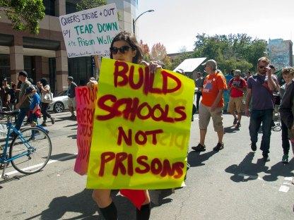 Build Schools Not Prisons