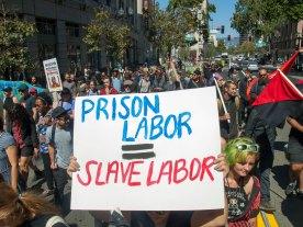 Prison Labor = Slave Labor