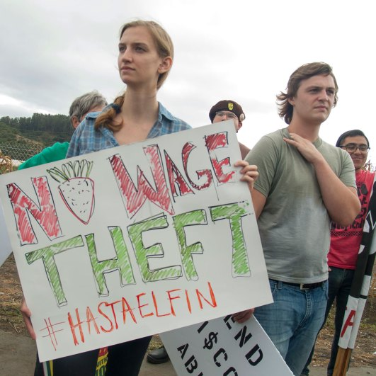 No Wage Theft: Until the End