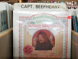 Captain Beefheart Record at Logos