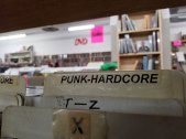 Punk-Hardcore CDs at Logos
