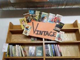 Vintage Books at Logos