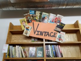 Vintage Books at Logos