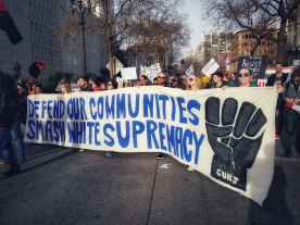 Defend Our Communities Smash White Supremacy