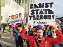 Justice is Greater than Order: Resist State Terror
