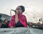 Gina Madrid: This is the power of our people and we won't stop!