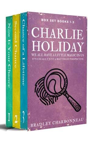 Charlie Holiday Box Set (Books 1-3)