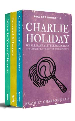 Charlie Holiday Box Set (Books 1-3)