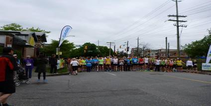 Guest Post: Shaughnessy 8K Race Report