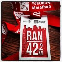 BMO Vancouver Marathon 2014 Report