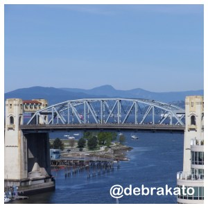 Sun Run - Burrard Bridge