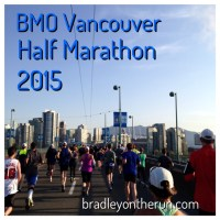 BMO Vancouver Half Marathon 2015: Race Report