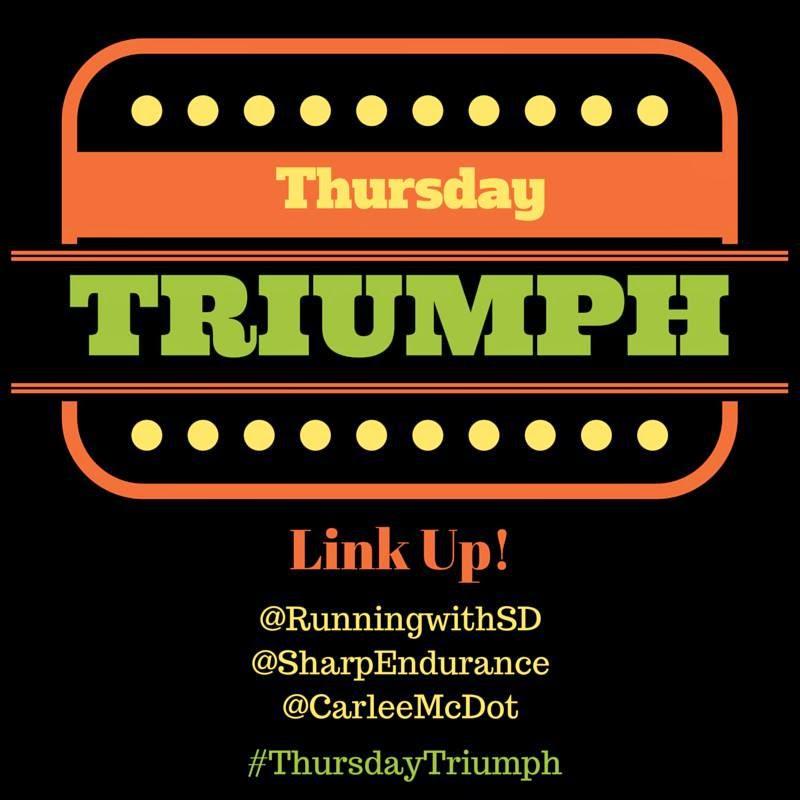 Thursday Triumph – The Half